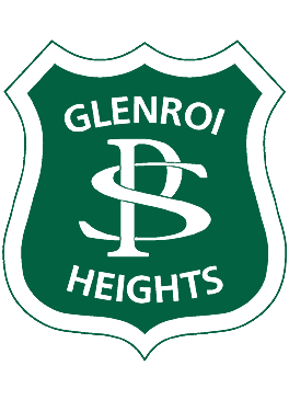 Glenroi Heights Public School logo